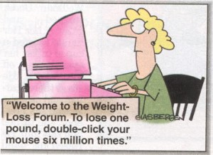 funny weight loss joke