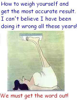 losing weight funny pic
