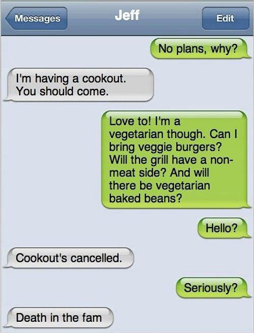 text message funny joke 5 Funny Text Message Joke LOL!