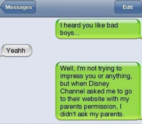 best funny text msg Hilarious Text Message Joke LMAO!