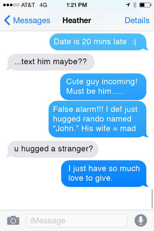 cute jokes to text a guy
