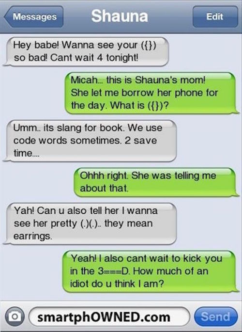 funny text to the wrong person 1